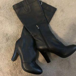Heeled Boots Tsubo Size 11